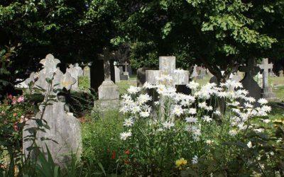 The Graveyards of Trinity Church
