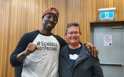 Don Goulds Summary of Dr. Antwi Akom's recent talk on building equitable cities