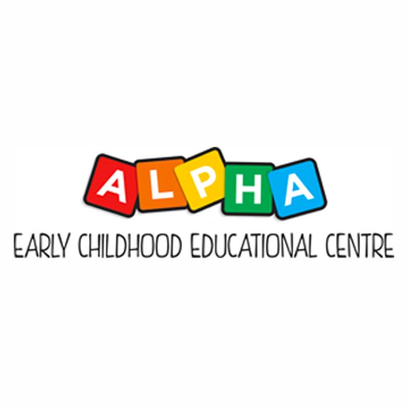 Alpha Preschool Logo