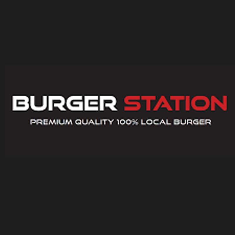 Burger Station Logo