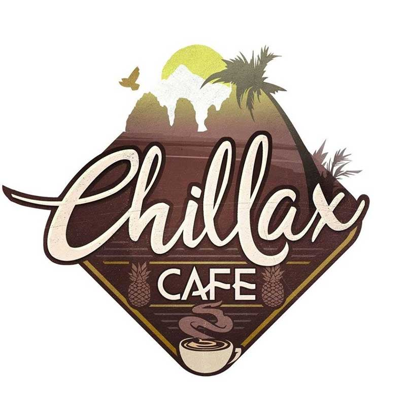Chillax Cafe Logo