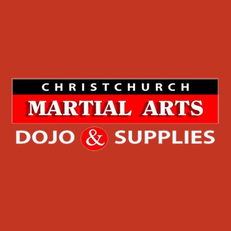 Christchurch Martial Arts Logo