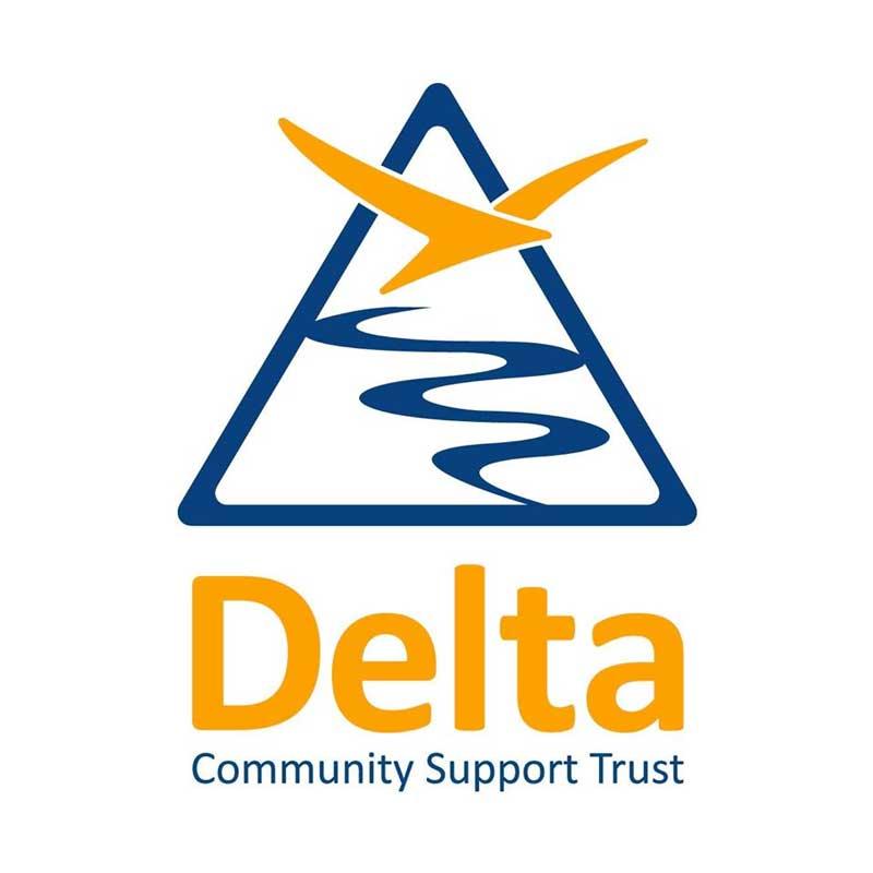 Delta Trust Logo