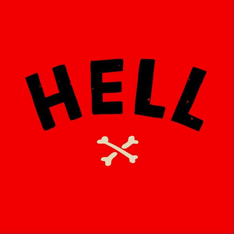 Hell Pizza Logo