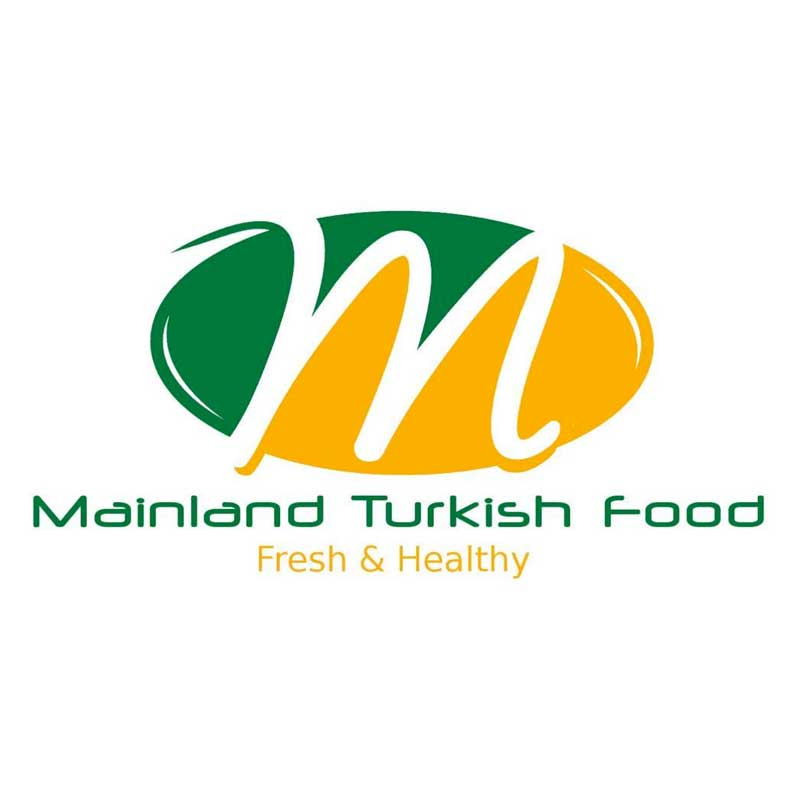 Mainland Turkish Food Logo