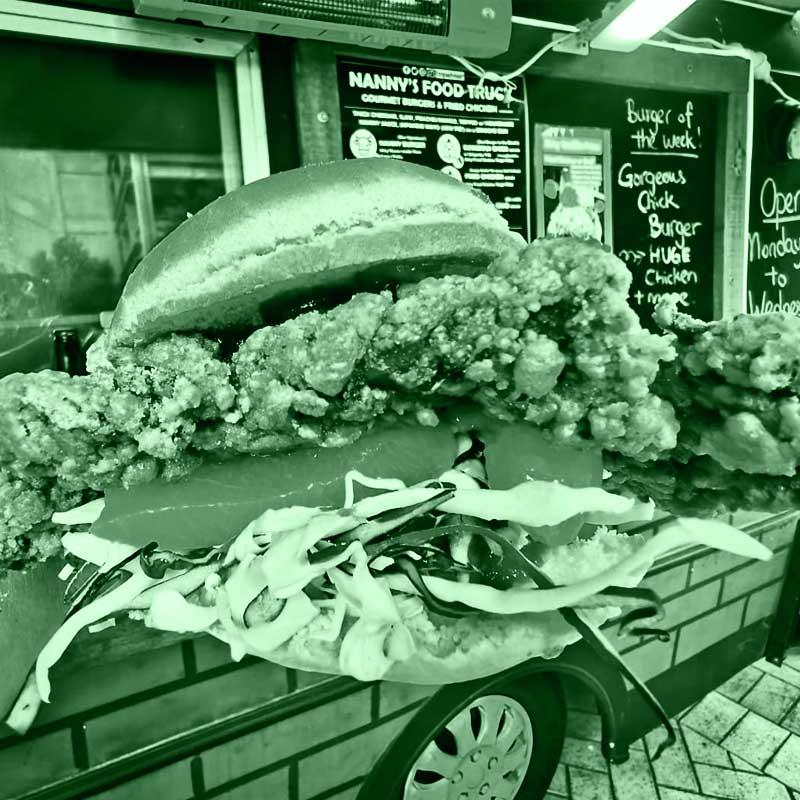 Nannys Food Truck Image