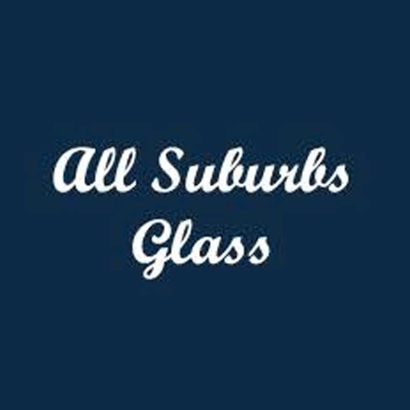 All Suburbs Glass Logo