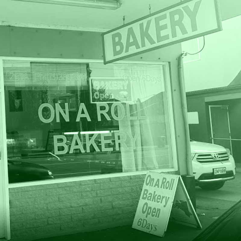 On A Roll Bakery