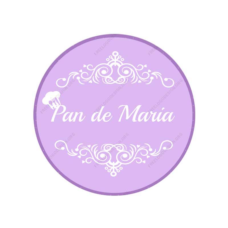 Pan De Maria Logo
