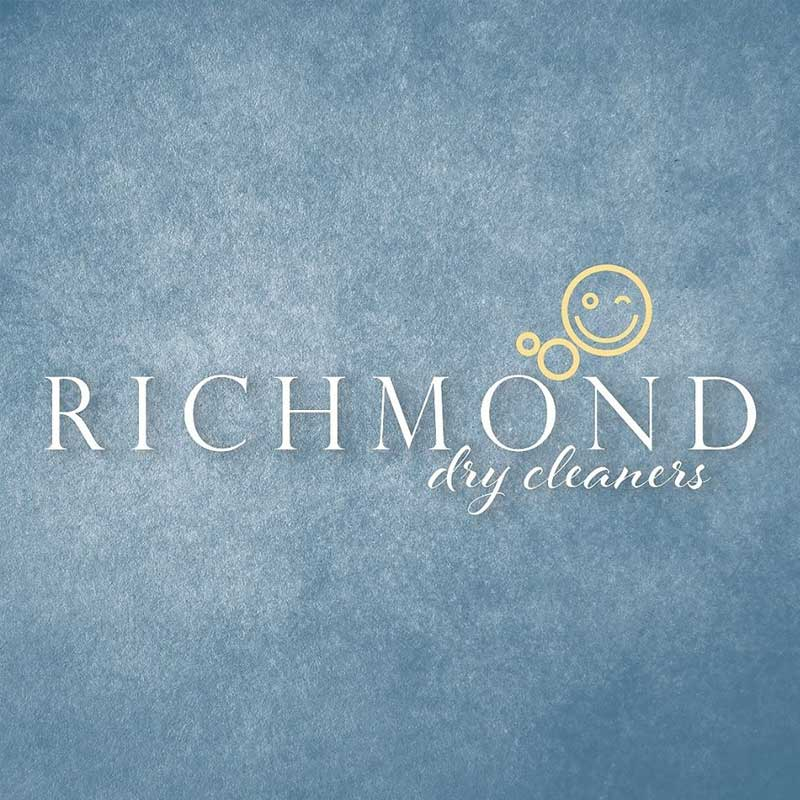 Richmond Dry Cleaners Logo